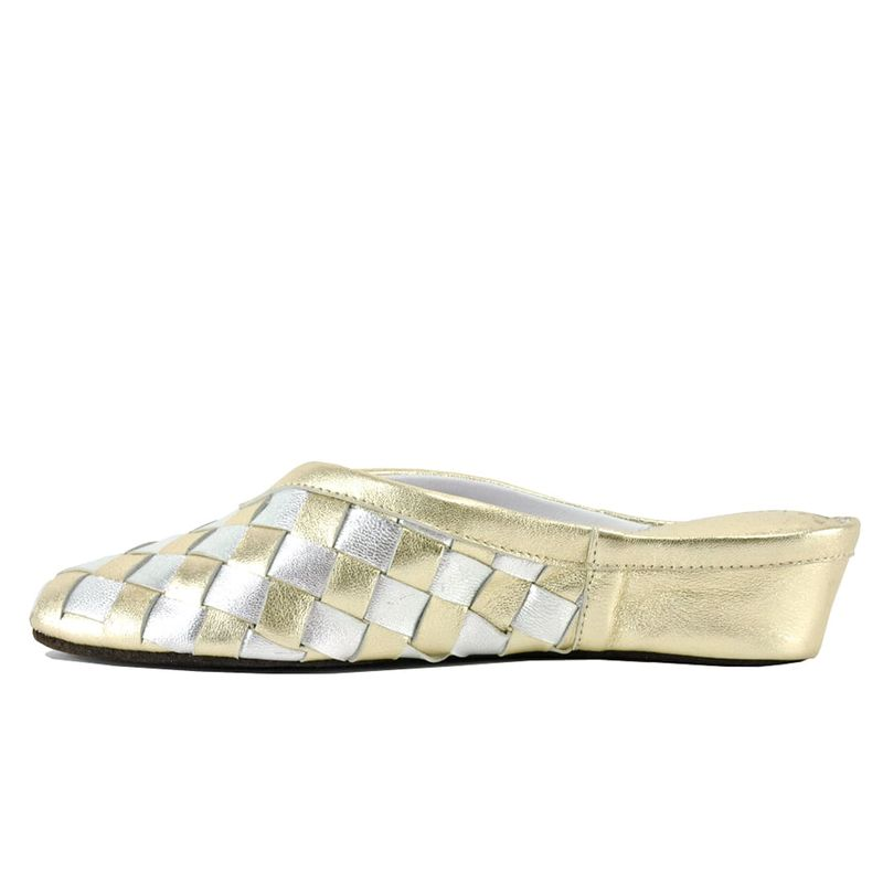 Jacques-Levine-4640-Woven-Gold-Silver---4