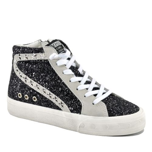 Dormy Glitter High Top Sneaker