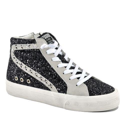 Dormy Glitter High Top Sneaker