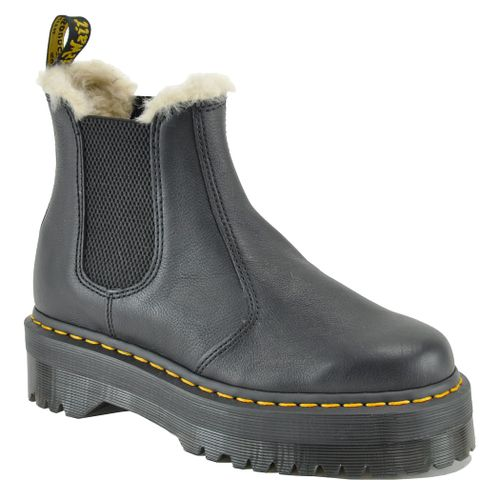 2976 Quad Fur Lined Chelsea Boot