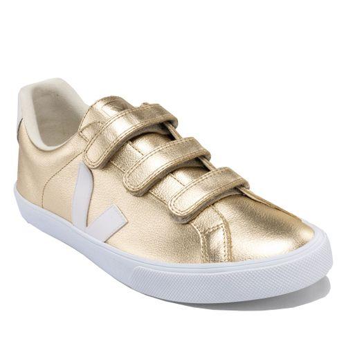 3 Lock Velcro Fashion Sneaker