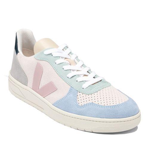 V-10 Suede V Sneaker