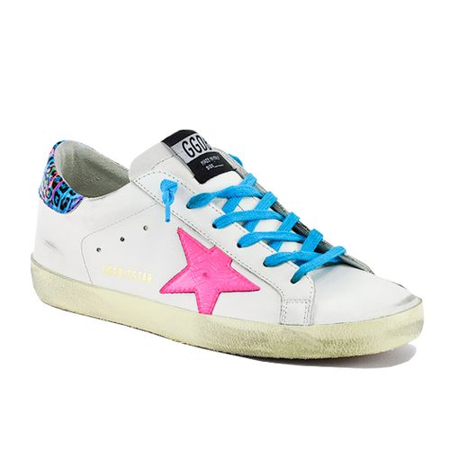 Superstar Leather Star Sneaker