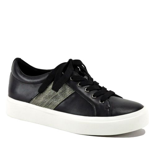 Yam Leather Flat Sneaker