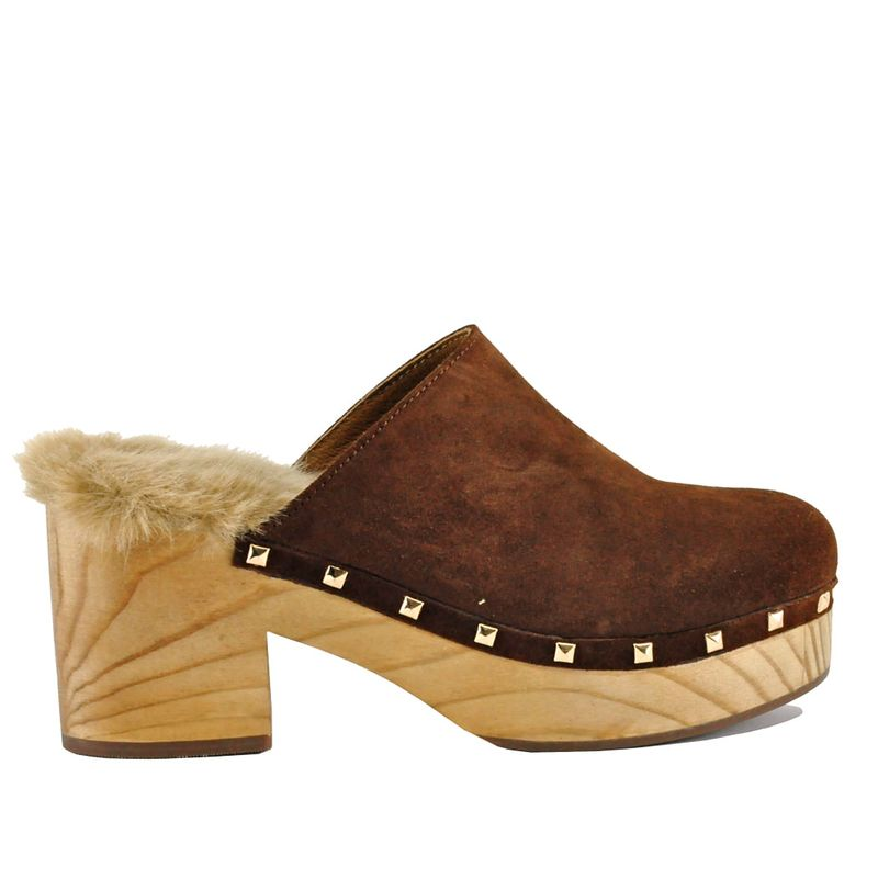 Steve-Madden-Brooklyn-Clog-Suede-Cognace--2