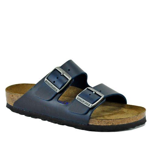 Arizona-N1013644 Oiled Leather Footbed Slide