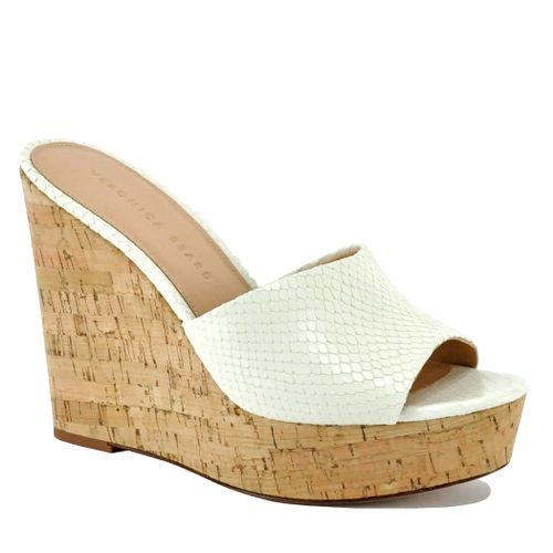 Dali Snake Cork Wedge