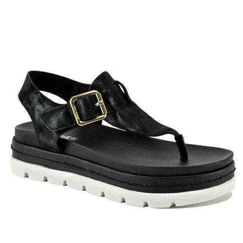 Becky Leather Thong Platform Sandal