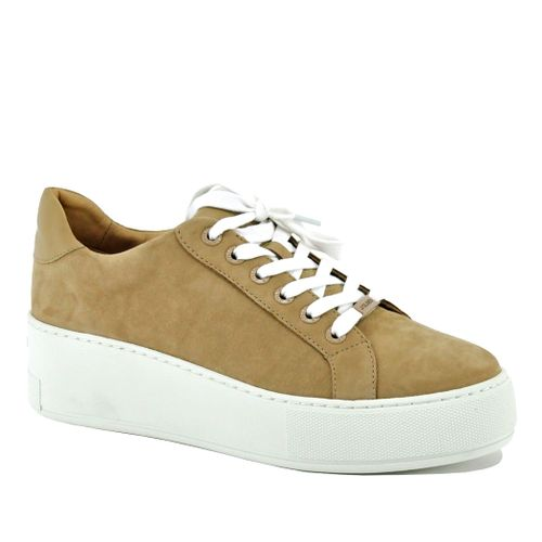 Maya Nubuck Platform Sneaker