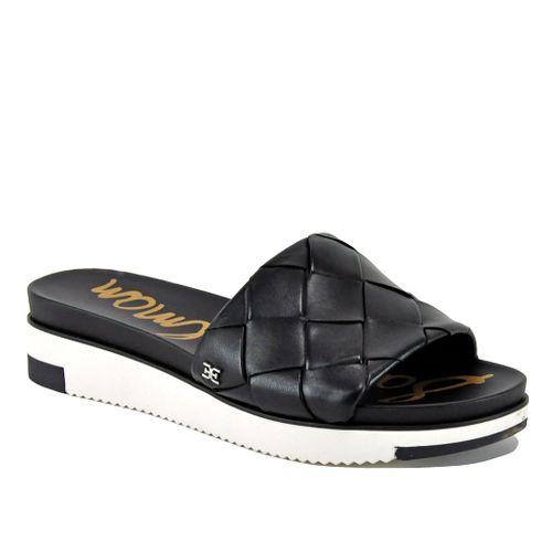 Adaley Woven Footbed Slide