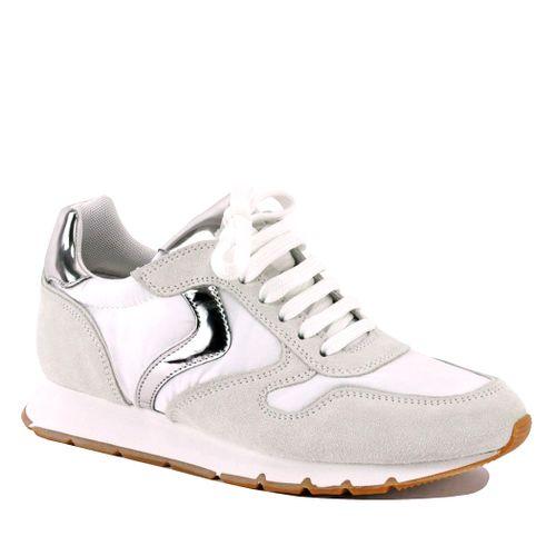 Julia-1N02 Leather Fashion Sneaker