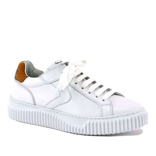 Lipari Leather Low Top Sneaker
