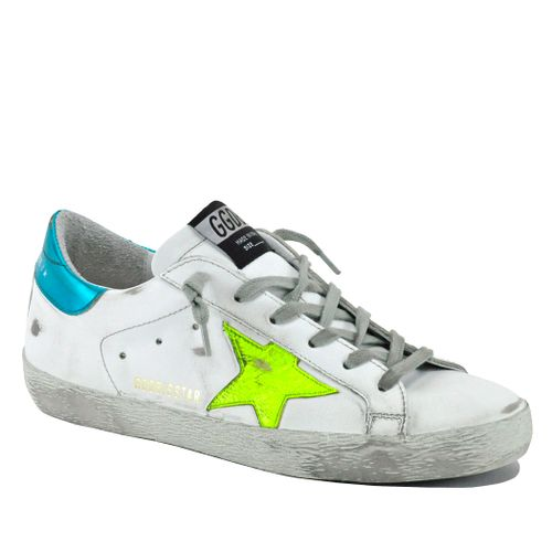 Superstar-10521 Leather Low Top Sneaker
