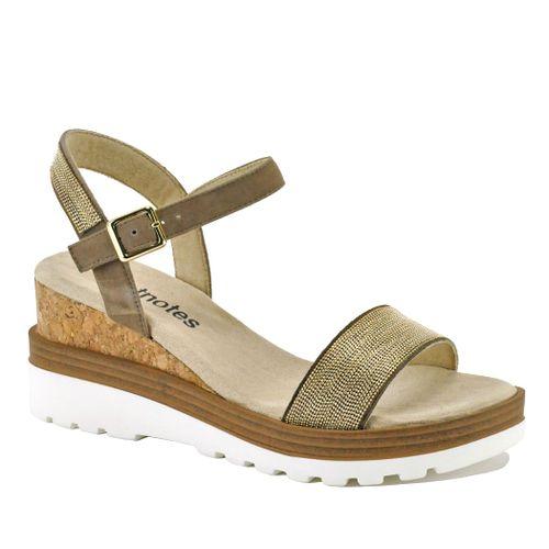 Cizikas Chain Wedge Sandal