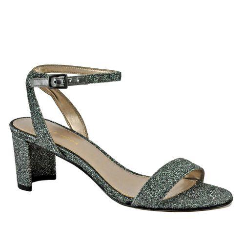Moira 2 Stone Low Heel Sandal