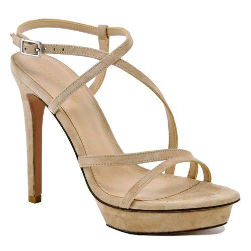 Olya Suede Platform Sandal