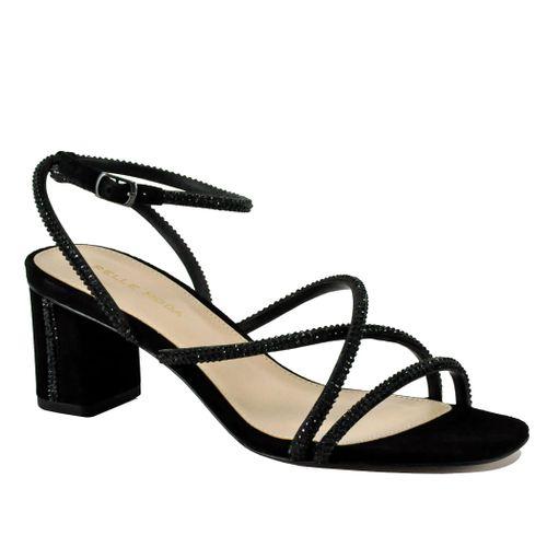 Viena 2 Suede Strappy Sandal