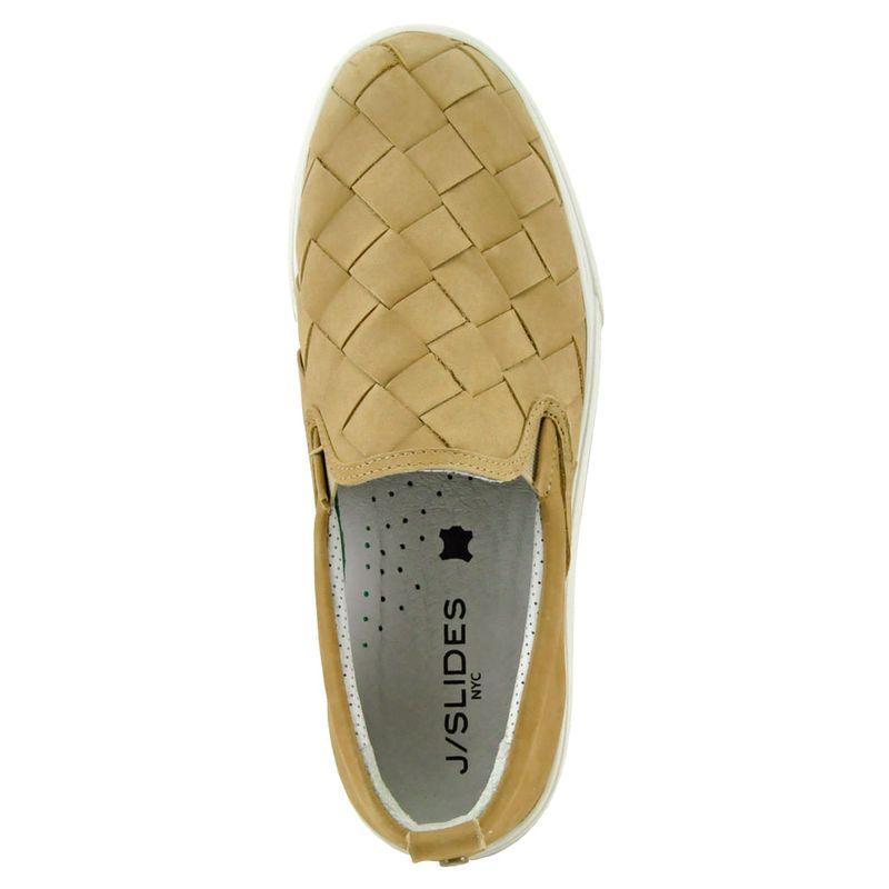 J-Slides-Junior-Nubuck-Sand---3