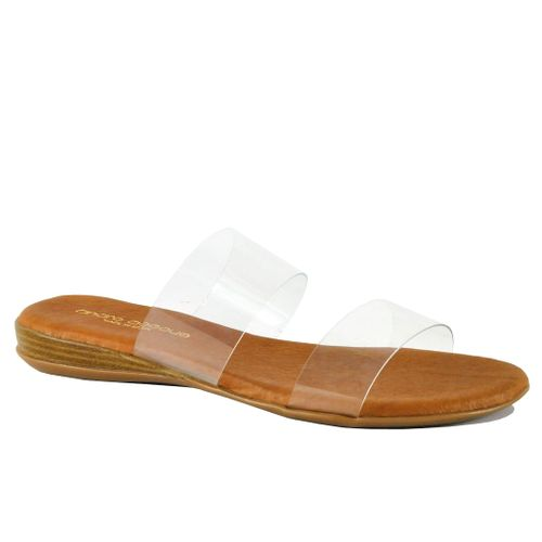 Narice Clear Double Banded Slide