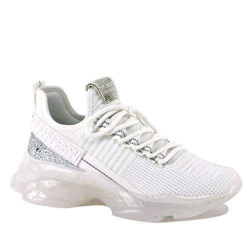 Maxima Knit Multi Tie Sneaker