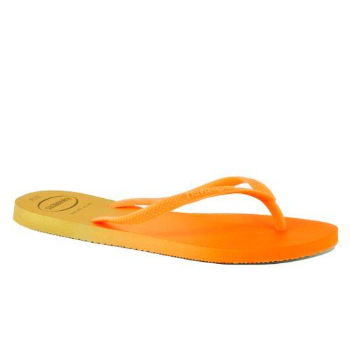 Slim Gradient Rubber Gradient Flip Flop