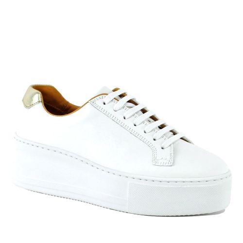Vista Leather Platform Sneaker