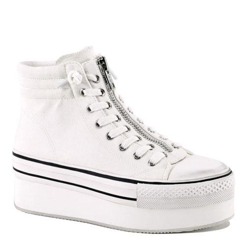 Jagger Canvas High Top Sneaker