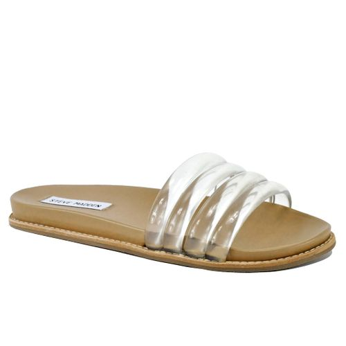 Drips Clear Footbed Slide