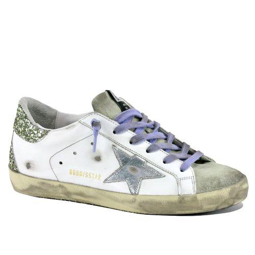 Superstar-10636 Leather Low Top Sneaker