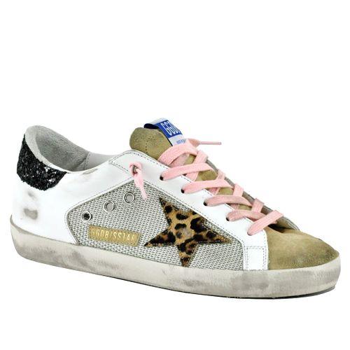 Superstar-81147 Leather Low Top Sneaker