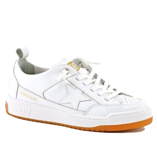 Yeah 10100 Leather Fashion Sneaker
