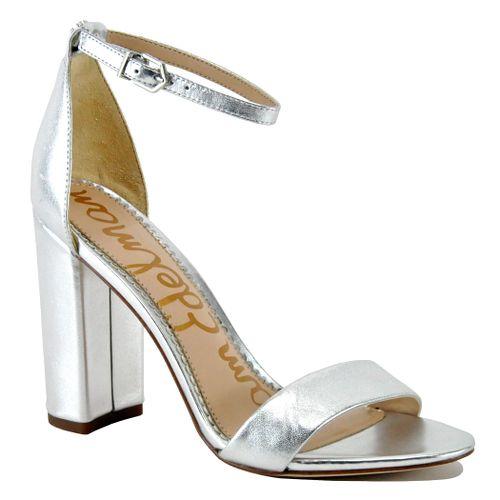 Yaro Metallic Leather Sandal