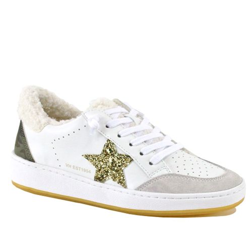 Arthur Leather Star Sneaker