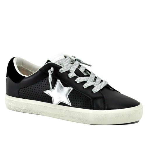 Hickory1 Leather Star Sneaker