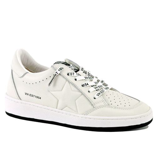 Serenity Leather Star Sneaker