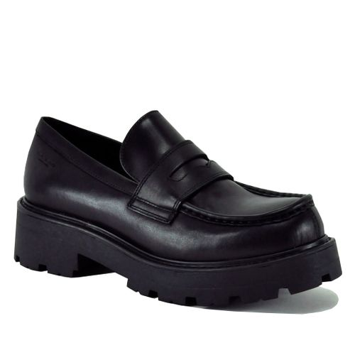 Cosmos2 Leather Lug Penny Loafer