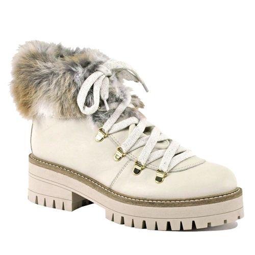 Eberle Leather Lug Hiker Boot