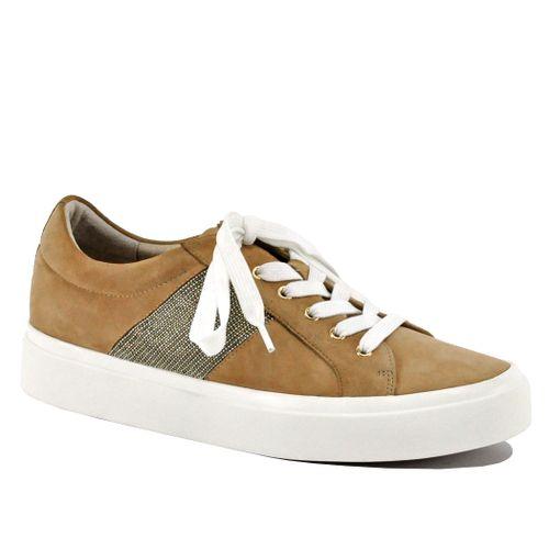 Yam Suede Flat Sneaker