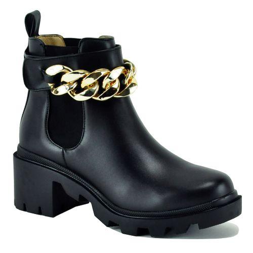 Amulet Leather Lug Boot