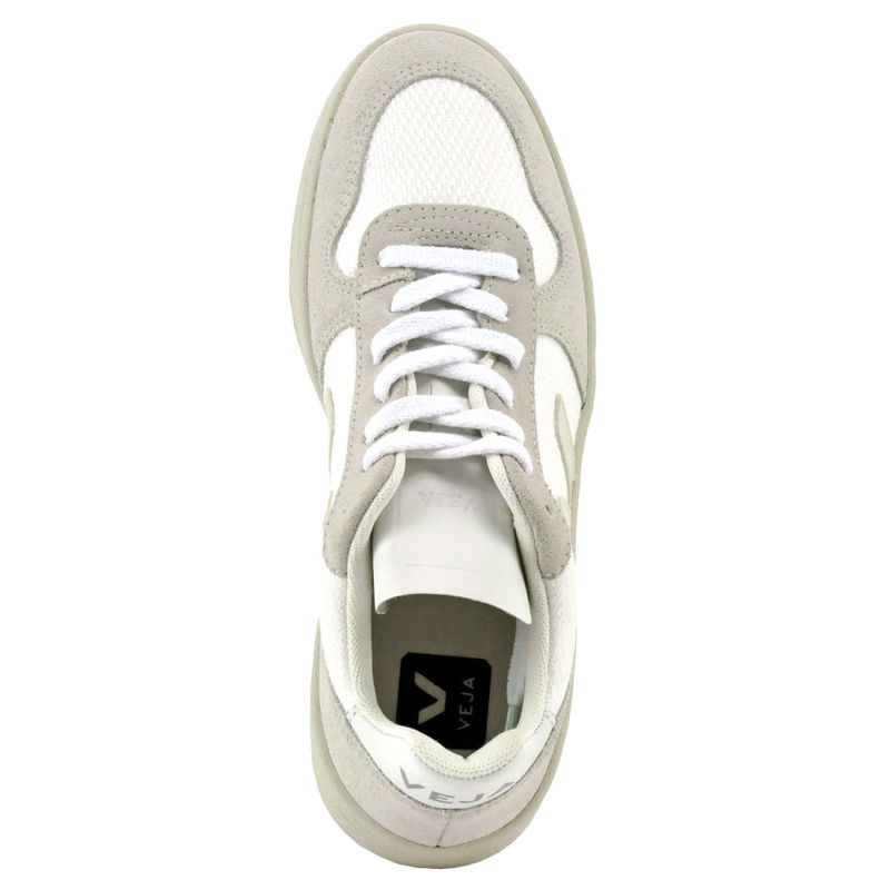 Veja-V10Mesh-White---3