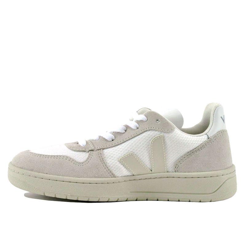 Veja-V10Mesh-White---4