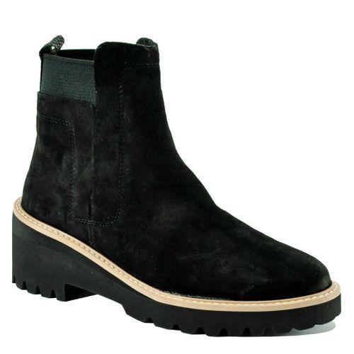 MJ Suede Lug Boot