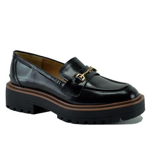 Laurs Leather Lug Loafer