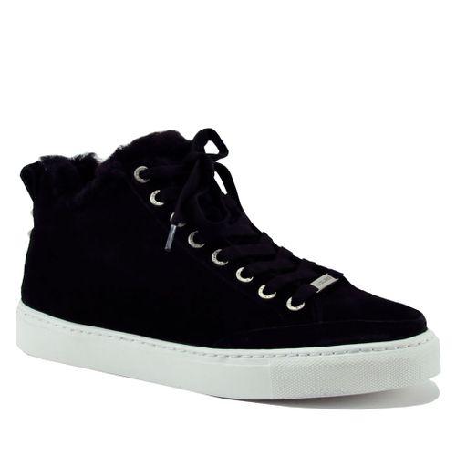 Lottie Suede Flat Sneaker