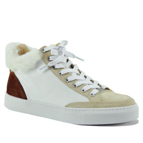 Leslie Leather Multi Sneaker